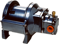 Pullmaster Model PL1 Equal Speed Hydraulic Winch