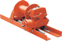 Tulsa Model RN15W Worm Drive Hydraulic Winch