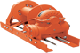 Tulsa Model RN45W Worm Drive Hydraulic Winch