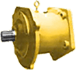 LH Series Hoist Drum Brake