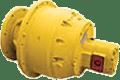 Lantec Model D200 Gear Reducer