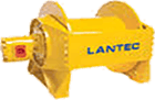 Lantec LH Series Hydraulic Winches