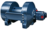 Pullmaster Recovery Planetary Hydraulic Winches