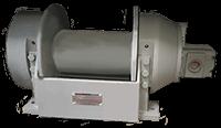 Pullmaster Model M12 Equal Speed Hydraulic Winch