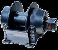Pullmaster Model M25 Free Fall Hydraulic Winch
