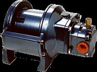Pullmaster Model PL1 Equal Speed Hydraulic Winch