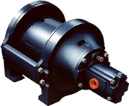 Pullmaster PL5 Equal Speed Hydraulic Winch