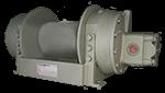 Pullmaster Model H8 Rapid Reverse Hydraulic Winch