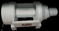 Pullmaster Model M6 Equal Speed Hydraulic Winch