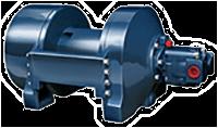 Pullmaster Model R7 Recovery Hydraulic Winch