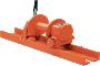Tulsa Model RN10W Worm Drive Hydraulic Winch