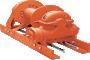 Tulsa Model RN45W Worm Drive Hydraulic Winch